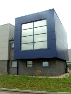 Architect Industrial Units Derby